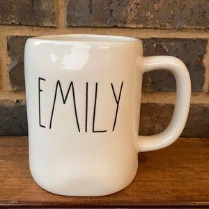 Rae Dunn by Magenta EMILY mug